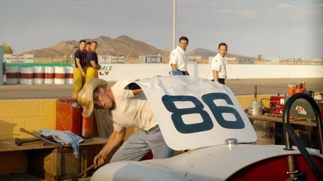 Ball Peen Hammer used by Ken Miles (Christian Bale) in Ford v Ferrari