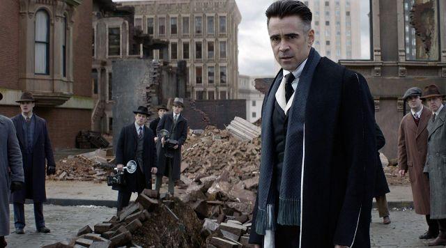 L'écharpe de Percival Graves (Colin Farrell) dans Les Animaux Fantastiques