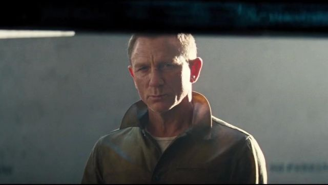 Rogue Territory Brown Jacket worn by James Bond (Daniel Craig) in No Time To Die