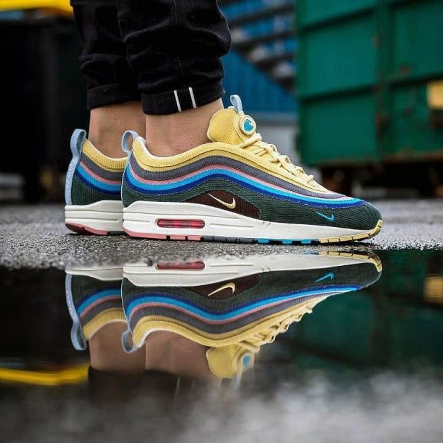 Nike air max 97 sean wotherspoon worn by klekt account on the ...