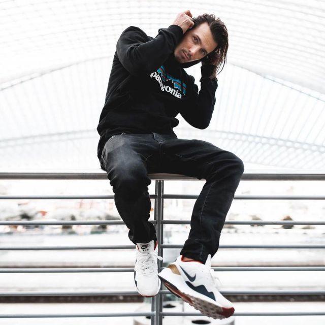 Nike air zoom pegasus 92 prm olympic porté par