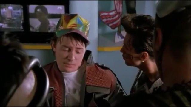 de Marty McFly / Marty McFly Jr. / Marlene McFly (Michael J. Fox) dans Retour vers le futur II