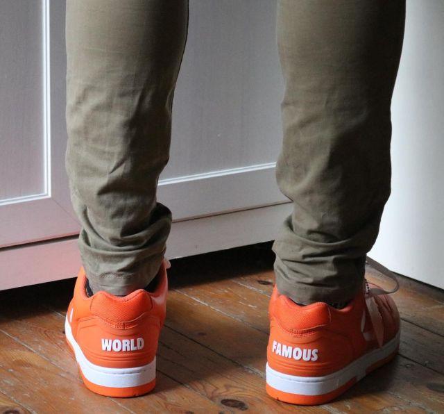Sneakers Nike SB Air Force 2 Low