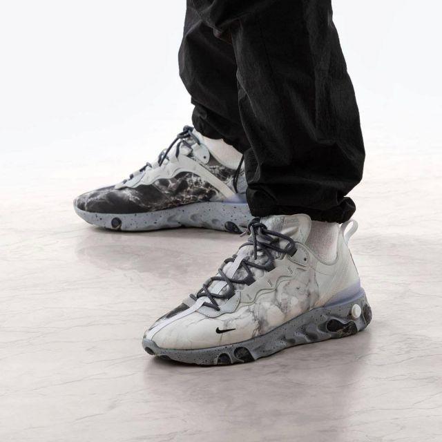 Nike React Element 55 Kendrick Lamar on the account