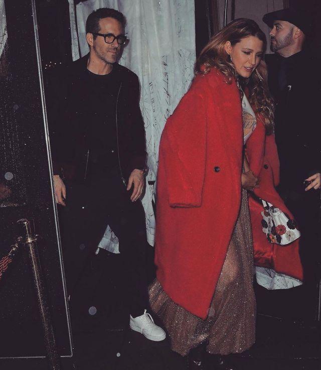 Max Mara Tedgirl Fausse Fourrure Ours en Peluche Manteau porté par Blake Lively, Taylor Swift du 30e Anniversaire, le 13 décembre 2019