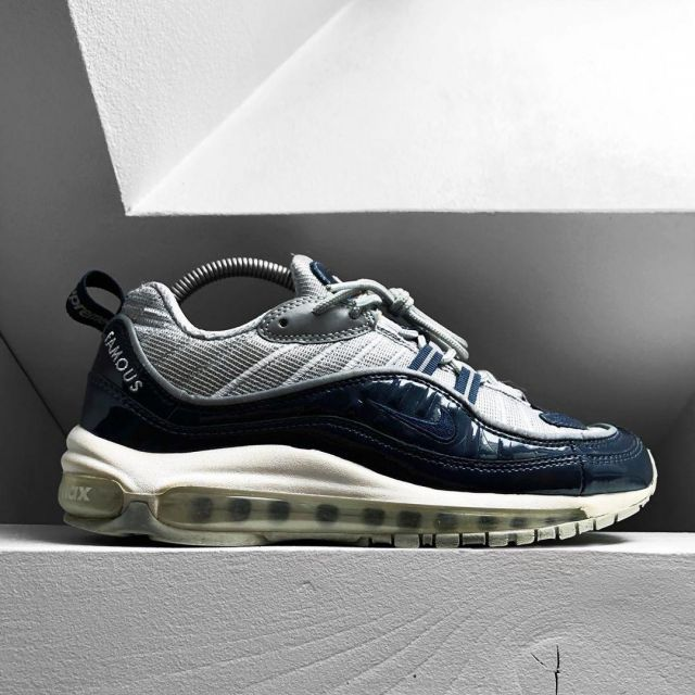 Air Max 98 Supreme Obsidian On The Account Instagram Of Everyday