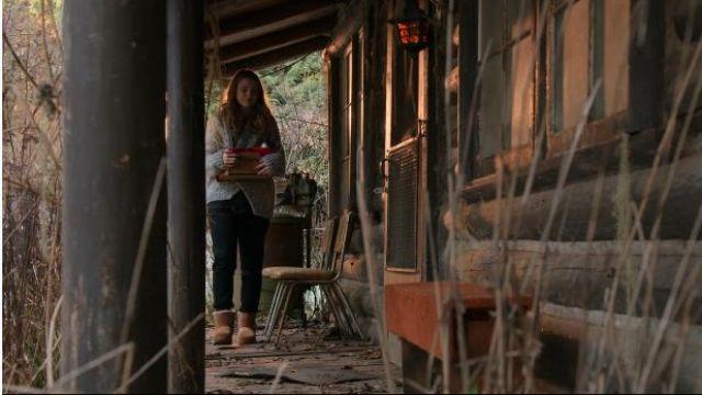 Ugg Brown Suede Boot worn by Melinda Monroe (Alexandra Breckenridge) in Virgin River Season 1 Episode 1