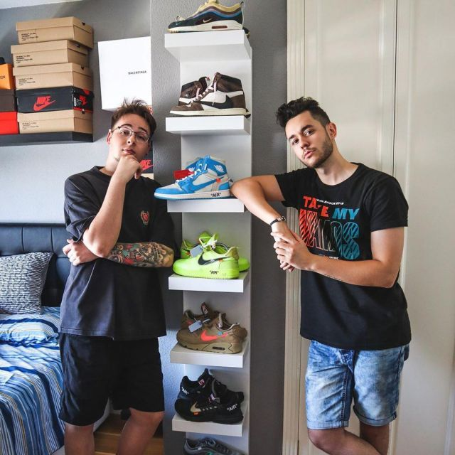 Sneakers Nike Air Max 90 Off White Desert Ore Of Olivier Byre On