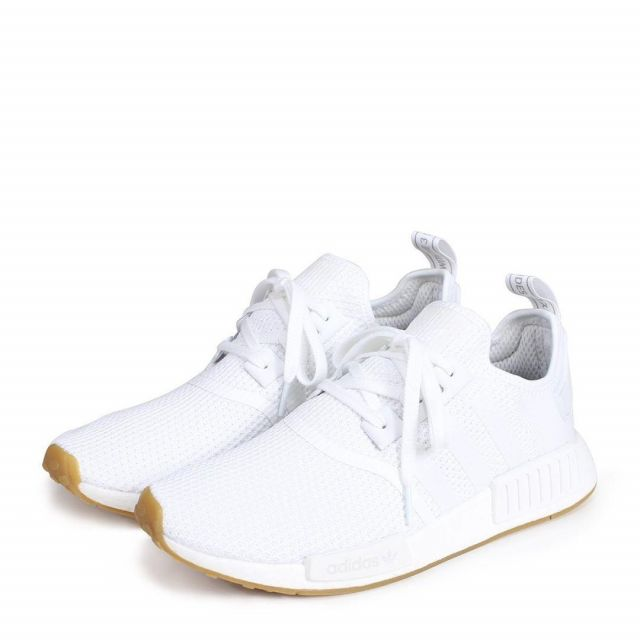 Adidas Nmd R1 White Gum 2018 On The Account Instagram Of