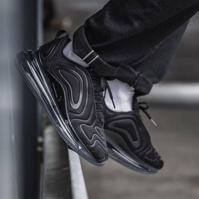 Air Max 720 Black Mesh On The Account Instagram Of Sneaker Area