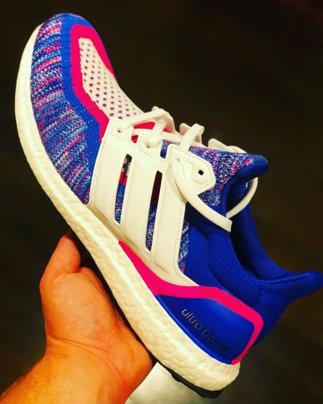 Adidas Ultra Boost technology 2.0, Multi Color Gradient on