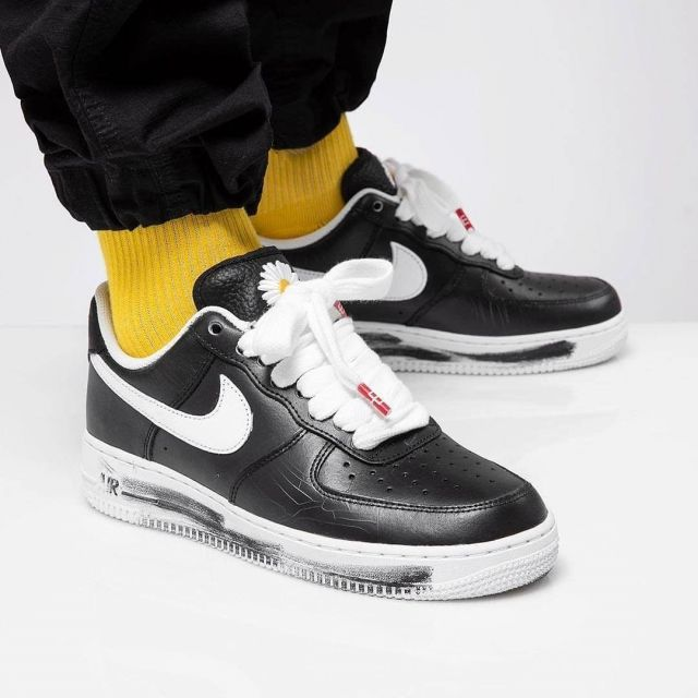 Air Force 1 Low G Dragon Peaceminusone Para Noise and on the