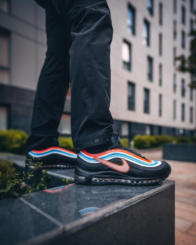 Air Max 97 Neon Seoul on the account Instagram of @peter_coyne ...