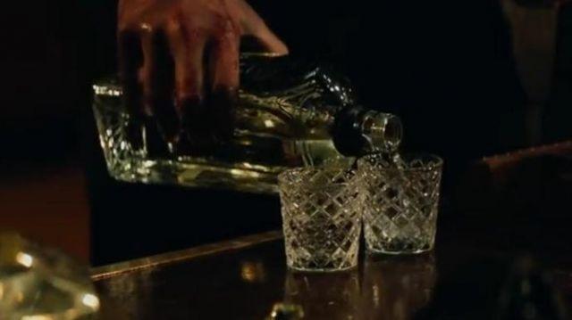 Crystal Shot Glasses used by John Wick (Keanu Reeves) in John Wick: Chapter 2