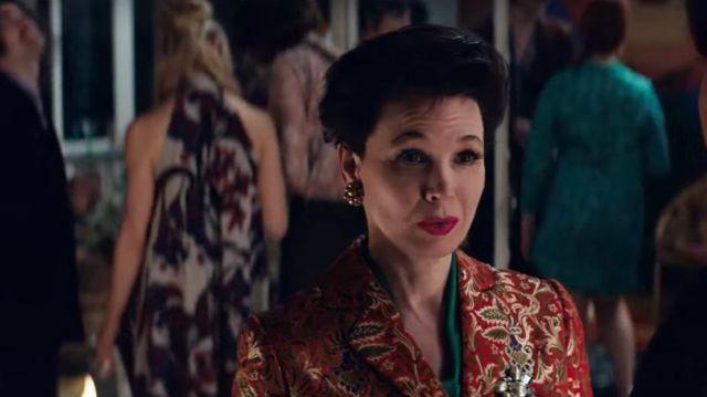 Vintage earrings of Judy Garland (Renée Zellweger) in Judy