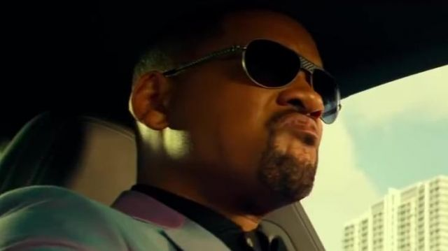 Sama Eyewear Monterey II Sunglasses worn by Detective Mike Lowrey (Will Smith) in Bad Boys for Life