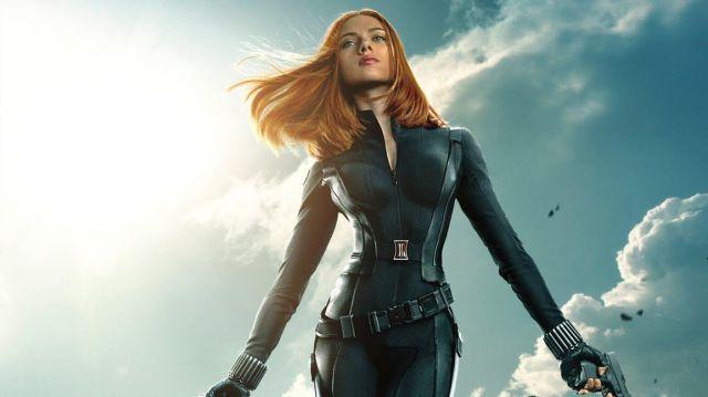 Costume of Natasha Romanoffs / Black Widow (Scarlett Johansson) in Avengers: Endgame