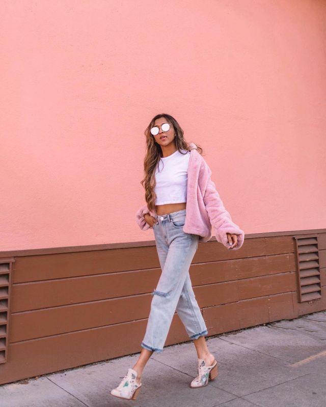 Cordon de serrage Boyfriend Jeans de Jyo sur l'Instagram