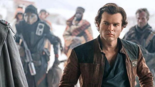 Enigma Wigs Men's Beatles G of Han Solo (Alden Ehrenreich) in Solo: A Star Wars Story