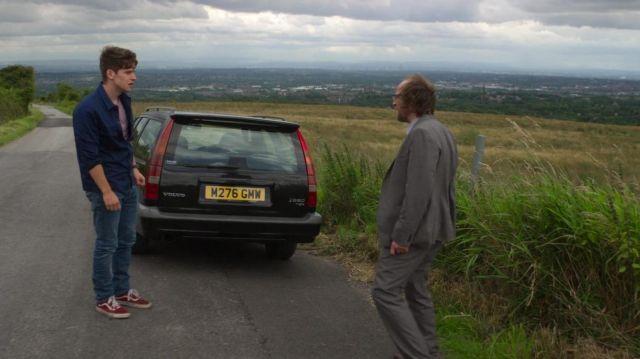 Vans Unisex Old Skool Classic Skate Shoes worn by Thomas Price (Jacob Dudman) as seen in The Stranger (S01E07)