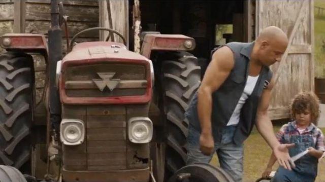 Massey Ferguson 165 Tracteur de Dominic Toretto (Vin Diesel dans Fast and Furious 9