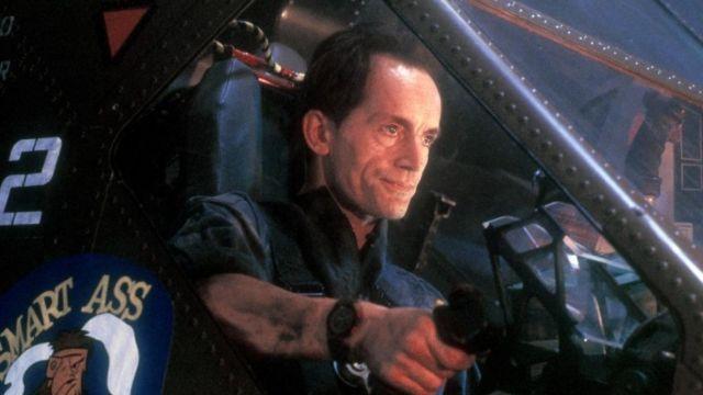 La montre Seiko 7A28-6000 de Bishop dans Alien 2, le retour