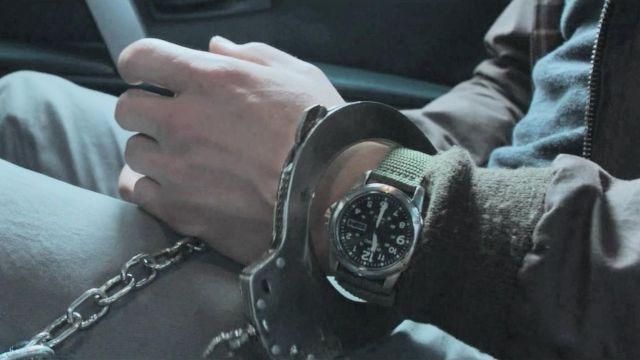 La montre Seiko SNE095P2 de Kit Harington dans MI-5