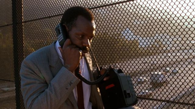 The Nokia Mobira Talkman from Danny Glover in lethal weapon