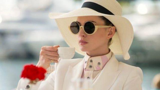 The Hustle Sunglasses - Josephine Chesterfield/ Anne Hathaway
