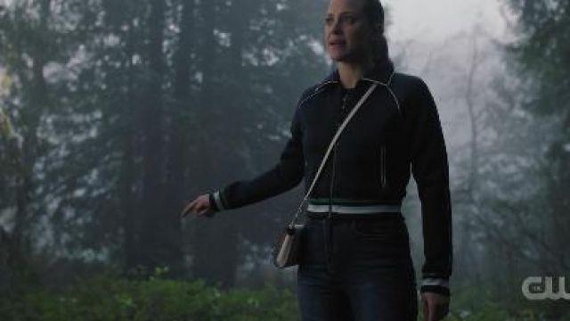 White Bag worn by Betty Cooper (Lili Reinhart) in Riverdale Season 4 Episode 14