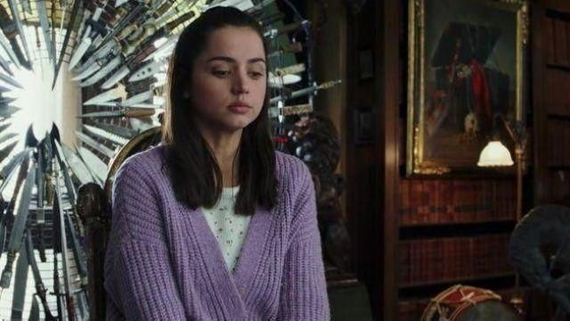 Floral Print Shirt of Marta Cabrera (Ana de Armas) in Knives Out