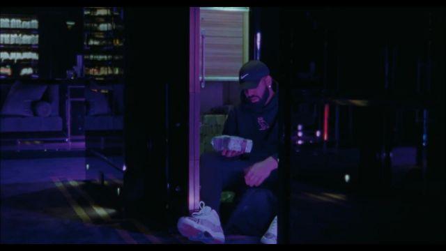 Jordan 11 porté par Drake dans le clip de Drake - Quand-À-Dire Quand et Chicago Freestyle