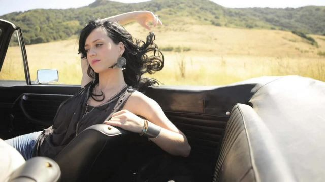 Tank Top worn by Katy Perry as seen in her Teenage Dream (Official Music Video)