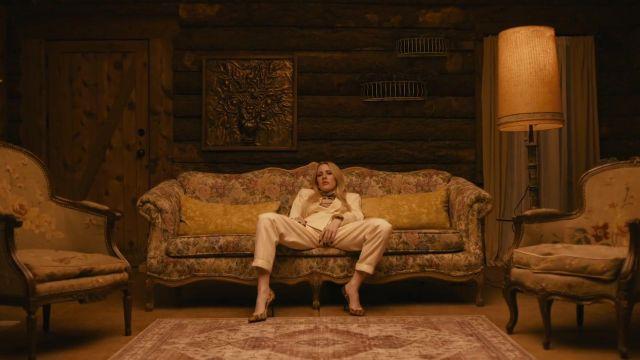 Pumps leopard Ellie Goulding in Ellie Goulding, blackbear - Worry About Me