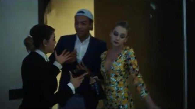 Yellow Dress worn by Carla (Ester Expósito) in Elite Season 3 Episode 4