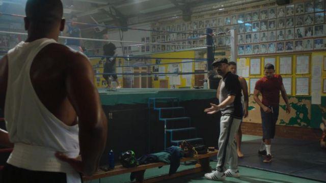 Adidas Originals Samba sneakers worn by Coach (Colin Farrell) in The Gentlemen