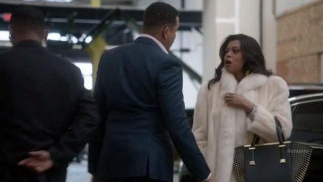 Le sac à main clouté de Cookie Lyon (Taraji P. Henson) dans la série Empire (Saison 1)
