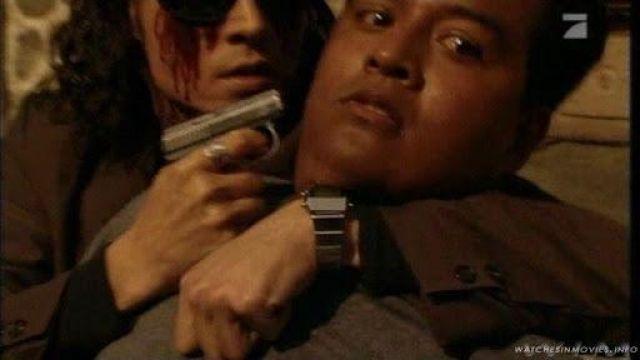 La montre de Sands (Johnny Depp) dans Desperado 2 : Il était une fois au Mexique