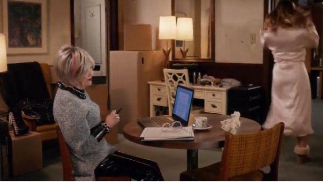Ugg Classic Mini Fluff Boots worn by Alexis Rose (Annie Murphy) in Schitt's Creek Season 6 Episode 14