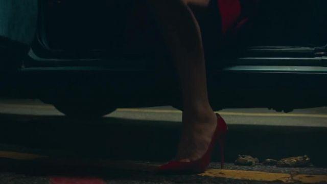 Les escarpins rouges de Selena Gomez dans son clip Boyfriend