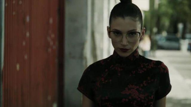 The Dress Carried Japanese By Tokio úrsula Corberó In The Series La Casa De Papel Season 2 Spotern