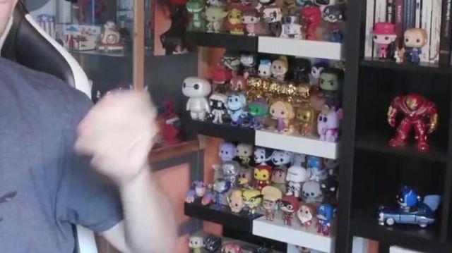 La figurine Funko Pop de Raiponce de LinksTheSun dans Le Fiend ressuscité - Bilan WrestleMania 36