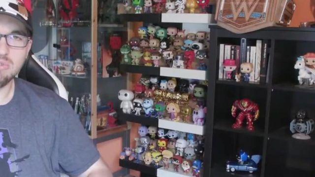 La figurine Funko Pop de Bambi de LinksTheSun dans sa vidéo Le Fiend ressuscité - Bilan WrestleMania 36