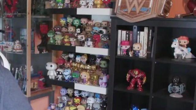 La figurine Funko Pop d'Hulk dans Avengers Endgame de LinksTheSun dans sa vidéo Le Fiend ressuscité - Bilan WrestleMania 36