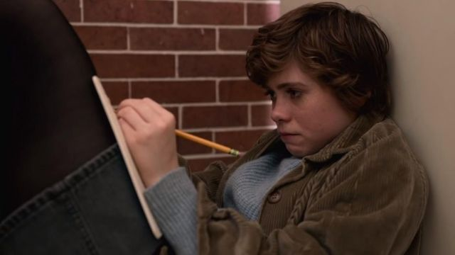 Diary used by Sydney Novak (Sophia Lillis) as seen in I Am Not Okay with This