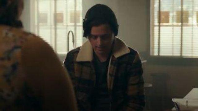 Trucker Jacket worn by Jughead Jones (Cole Sprouse) in Riverdale Season 4 Episode  18