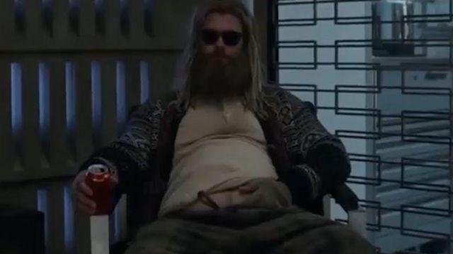 Sunglasses worn by Thor (Chris Hemsworth) in Avengers: Endgame