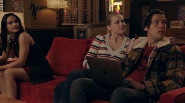 Yellow Plaid Jacket worn by Jughead Jones (Cole Sprouse) in Riverdale Season 4 Episode  19