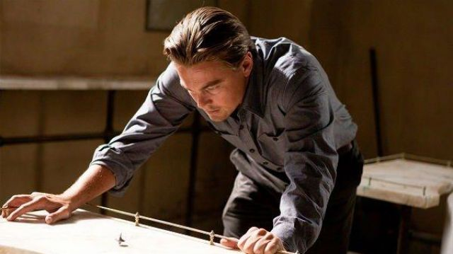 Spinning Top used by Cobb (Leonardo DiCaprio) in Inception