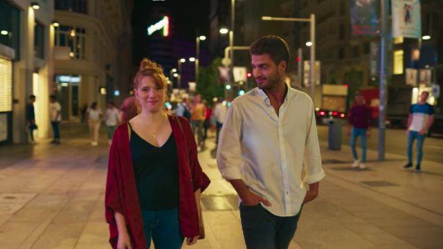 Le jean skinny bleu de Valeria (Diana Gómez) dans Valeria (S01E01)